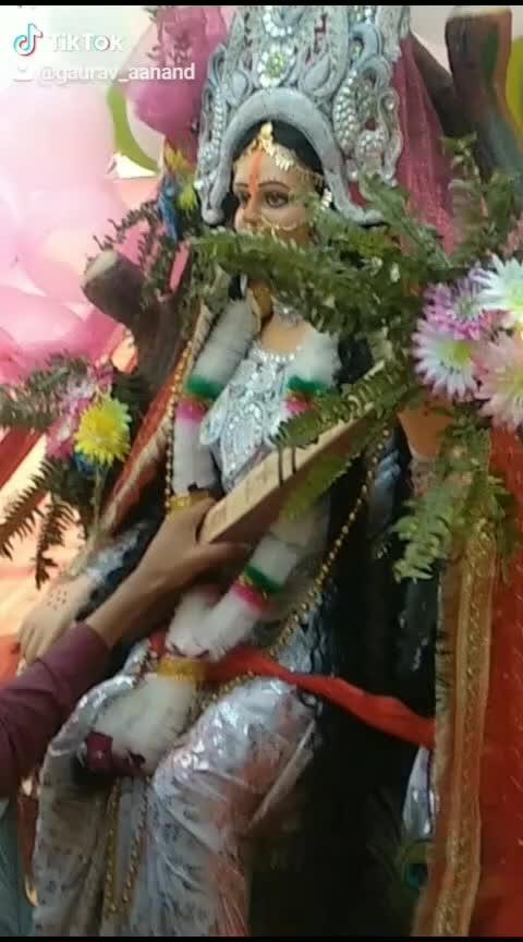 #jai #maa #saraswati