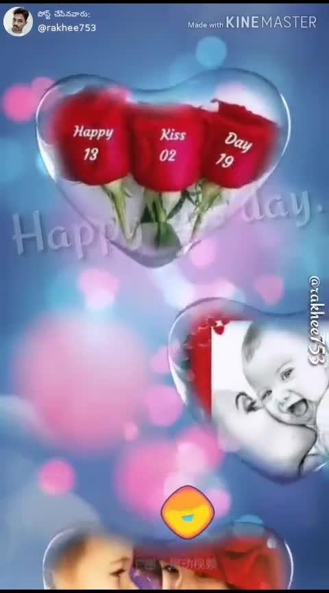 #happykids #happykissday
