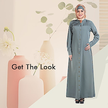 Walk with elegance and sophistication in this one of a kind dress style abaya with buttons all over and pintex detailing on the neckline! Shop Now: https://bit.ly/2Bx0G9F #abaya #hijab #traditionalclothing #outfits #muslimahchamber #frontopenabaya #muslimwomen #muslimgirl #hijabista #islamicwear #hijabfashion #hijabonline #hijabstyle #hijabootd #abayaindia #abayadress #abayamoden #abayalover #abayashop #abayafashion #embroideredabaya #blackabaya #blackhijab #hijabista #hijaboutfit #hijabmuslim #hijabi #islamicwear #islamicfashion #muslimahwear