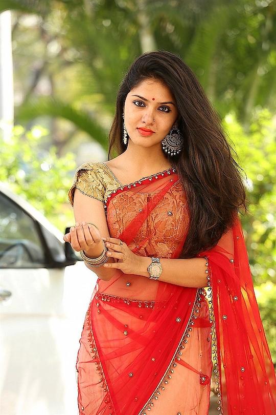 Gayathri Suresh stills in half saree at Telugu movie Hero Heroine Teaser Launch https://www.southindianactress.co.in/malayalam-actress/gayathri-suresh-hero-heroine-launch/  #gayathrisuresh #southindianactress #tollywood #tollywoodactress #teluguactress #malayalamactress #halfsaree #southindiansaree #saree #redsaree #seethrough #seethroughdress #seethroughsaree #fashion #indianfashion #indianstyle #indiangirl #indianmodel #actress #southactress #beauty #beautifulgirl #beautifulactress