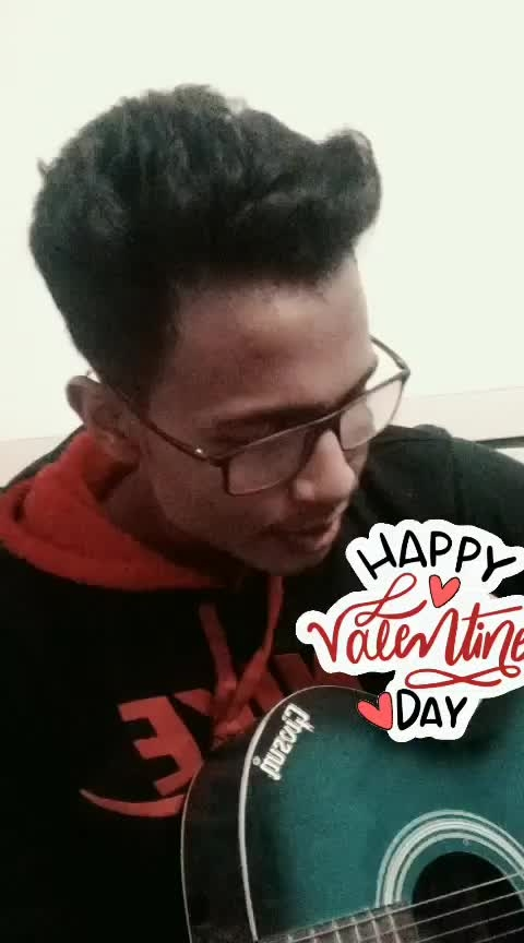 Happy Valentine's day  পারবো না আমি ছাড়তে তোকে 😍😍😘  hoie u guys like this song #valentine2019 #happyvalentinesday #parbona  #roposostars #roposostickers #roposobengali  #bengalimusic #roposocreativity #thanks-roposo-for-such-a-colourful-video #thankyou #contest #valentines-day_special