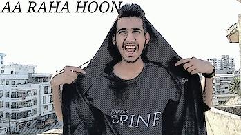Sakib Saiyed - Aa Raha Hoon (Out Now) #rap #rapper #rapsong #hindirap #newsong #song #music #official #video #divine #naezy #raftaar #badshah #honeysingh #rapping #songs #musicvideo #audio #officialaudio #latestsong