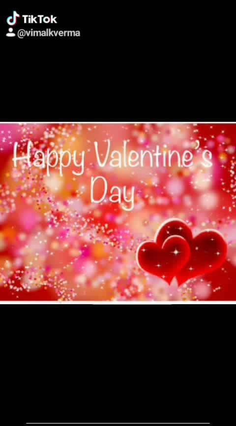 Happy Valentine's Day My Bi.. #happyvalentinesday #valentine #valentines-day #valentines-day_special #love