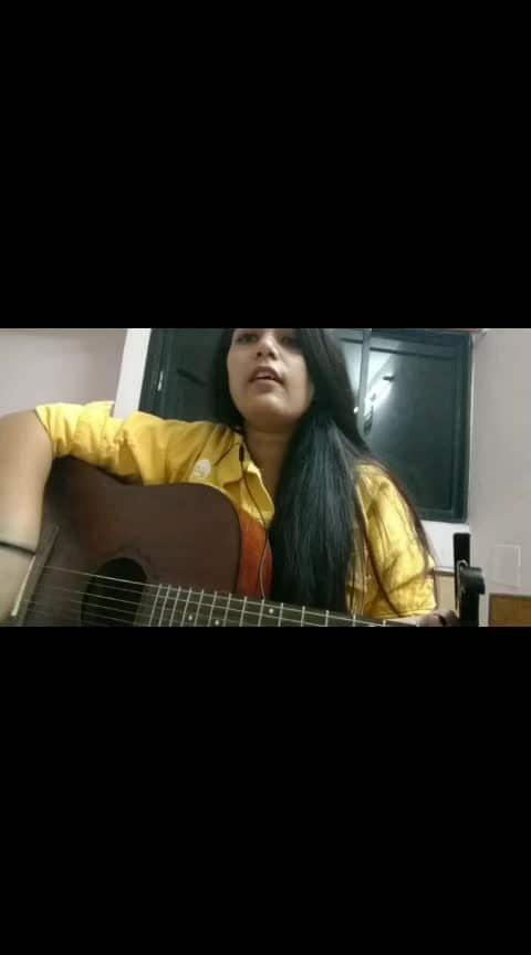 Choo lo♥️  #thelocaltrain #indiansingers  Hope you like it🤗