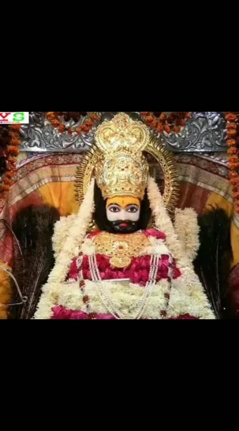 Good morning ji Jai Shree Shyam Baba ki jai ho