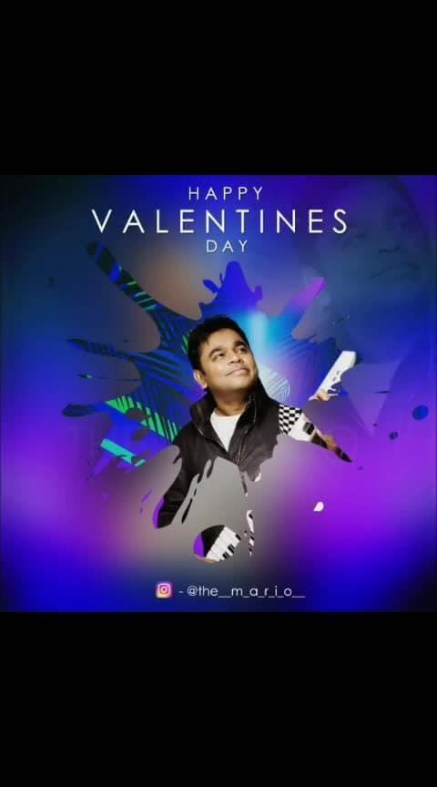 #arr #arrahman #arrahmanmusic #arrahmanhits #arrehman #alaipayuthey #kadhalar_dhinam #valentines-day_special... ARR 💕