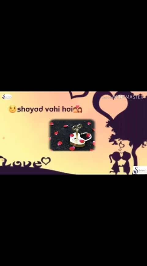 #channamereya 2 #heart-touching  #roposotranding  #loveness