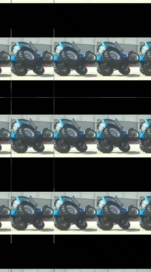 #trendeing #tractor #stunts #roposo-wow #roposo-filmistan