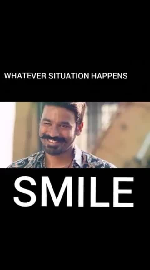 #smilemore #raghuvaranbtech #dhanushfans #vip #engineering #single-status #positive-attitude #solove #fans