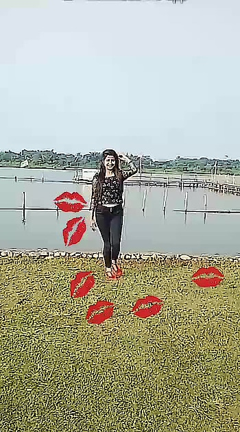 Good night all friends #----roposo star __#video-roposo