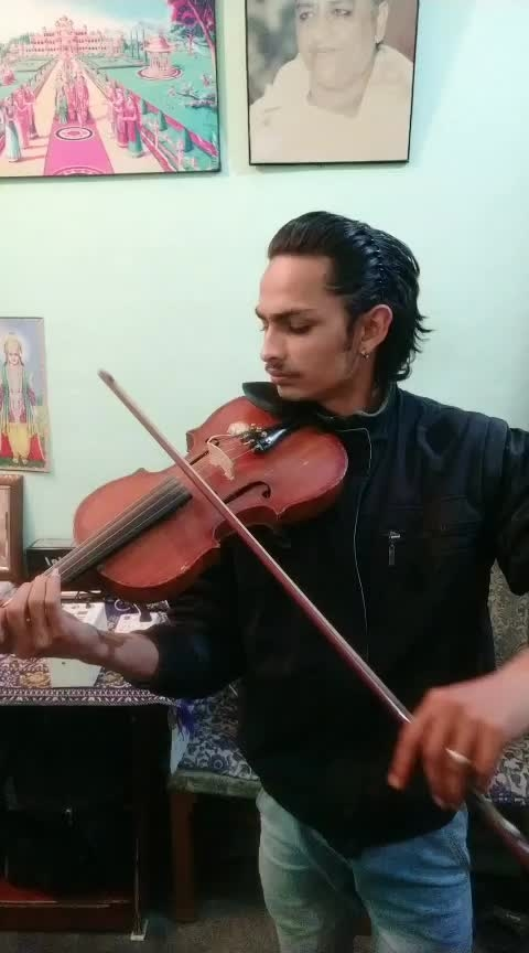 #milindgaba #o_meri_jaan #violincover #violinist  #valentinesmonth #valentines-day #valentines-day_special