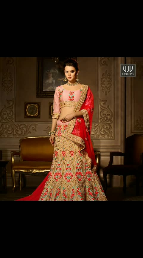 Buy Now @ http://bit.ly/VJV-ZIKR5003  Wonderful Pink Embroidered Wedding Lehenga Choli  Fabric- Silk  Product No 👉VJV-ZIKR5003  @ www.vjvfashions.com  #chaniyacholi #ghagracholi #indianwear #indianwedding #fashion #fashions #trends #cultures #india #womenwear #weddingwear #ethnics #clothes #clothing #indian #beautiful #lehengasaree  #lehenga #indiansaree #vjvfashions #bridalwear #bridal #indiandesigner #style #stylish #bollywood #kollywood #celebrity #outfits #lehenga