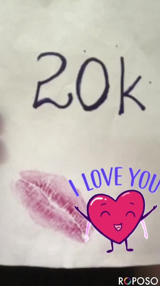 ❤️❤️❤️❤️❤️❤️❤️❤️ Thank you people so much... 40k special video😍😍😍 #iloveyou