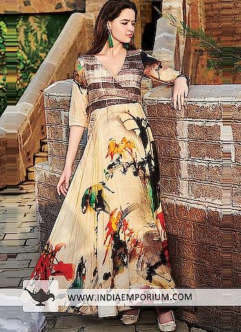 Ravishing Light Yellow Maslin Cotton Digital Print Gown  For more details:- https://indiaemporium.com/ravishing-light-yellow-maslin-cotton-digital-print-gown.html  #gowns, #onlineshoppinggowns, #yellowgowns, #printgowncollection