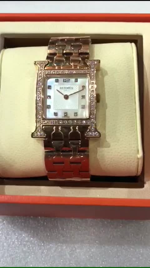Hermes ladies watch High end quality  Price ₹14000/- With og box  #hyderabad #hyderabadi #hyderabad_hunks #bridesofhyderabad #hyderabad #hyderabadinsta #sareehyderabad #hyderabadblogger #hyderabad_ #hyderabadfashion #hyderabadfoodie #hyderabadfashionblogger #photographer #beauty #style #newyear #new #newstock #newstockalert #fashionable #trends #hyderabadfashiondesigner #fashion #photography