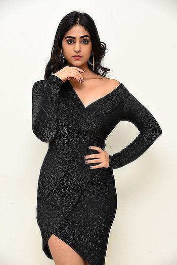 Pallak Lalwani at Crazy Crazy Feeling movie Audio Launch https://www.southindianactress.co.in/telugu-actress/pallak-lalwani-crazy-crazy-feeling-launch/ #pallaklalwani #southindianactress #tollywood #tollywoodactress #fashion #style #indianactress #indiangirl #indianmodel #fashionmodel #modelphotoshoot #blackdress #actress #shortdress #beauty