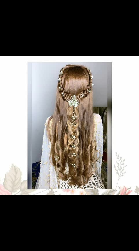 We believe in different French hairstyles #hairstyle  #hairgoals  #hairgamestrong  #fashionquotient #fashionquotientchannel #followmeonroposo  💕💕 be_a_samaritan Just wowww
