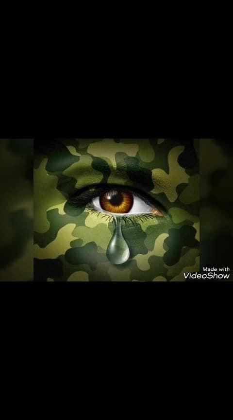 🇮🇳🇮🇳😢#RIP#  Salute 👩✈️Indian army 😢🇮🇳🇮🇳