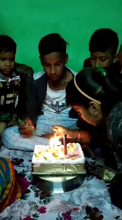 #birthday #mybrother #cake