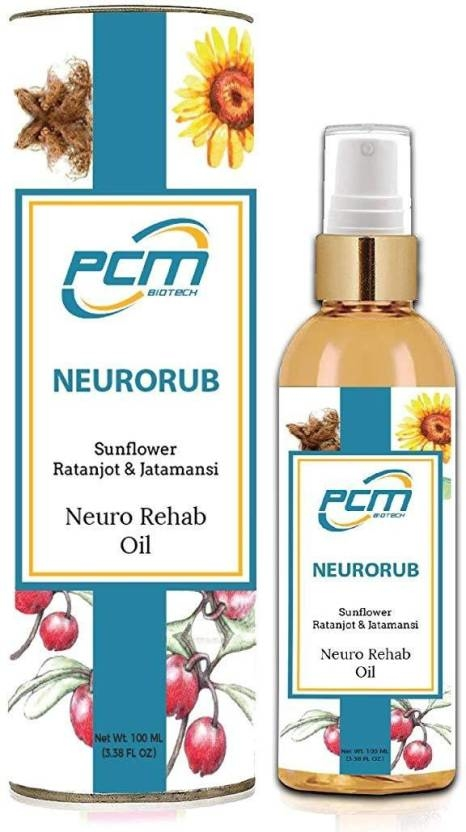PCM BIOTECH Neurorub Pain Relief Oil (Neuro Rehab Oil) Liquid  (100 ml)  PCM Biotech pain relief oil benefits This Oil get relief from joint pain , pain in knees, body pain, back pain, shoulder pain, frozen shoulder , ankle pain , elbow pain , muscular pain , lower back pain ,sciatica pain, calf muscle pain, legs pain ,cervical/neck pain etc. You will feel relax and a calm body. By using this, the joints in your body become stronger.  #painreliefoil #oilforpainrelief #bodycareproducts #pcmbiotechpainreliefoil  Link : https://www.flipkart.com/pcm-biotech-neurorub-pain-relief-oil-neuro-rehab-oil-liquid/p/itmfbgyx7kmwug3h?pid=BPRFBEKH6JQ8AFYH