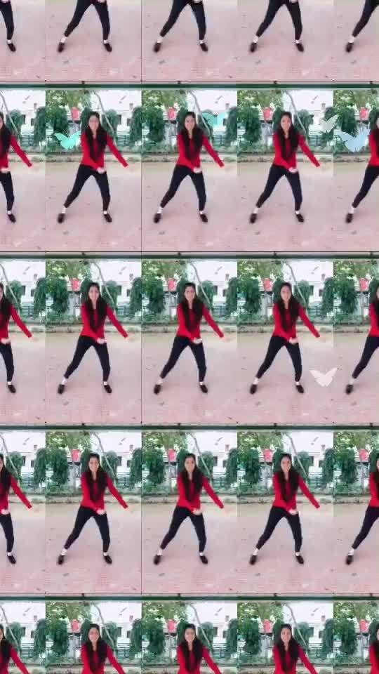 She move it like that 😍 . #roposostars #weeklyhighlights #roposo-dance #roposo-awesome