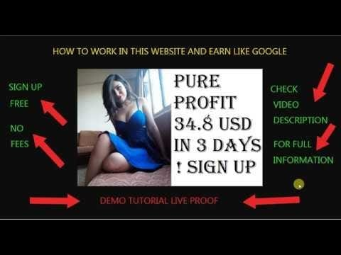 100 Percent Guaranteed Earn 34.8 USD After Sign Up | Scam Or Legit #shocking #accident  #moviescenes  #movie  #hollywood  #wanted #happeningace #happened #now #latest  #plan #earnings #earn #styles #money #mlm #income #success  #roposo  #indian #army #followme #followforfollow #ideas #love #newdp #photographyeveryday #music #beauty #roposolove #model #videolover #videotutorial #videooftheday #videoshoot #awesome #looklikethis #nicecollection   check video Collection that will enhance your skills and knowledge here 👉 https://goo.gl/Mht79N 👍👍👍👍👍
