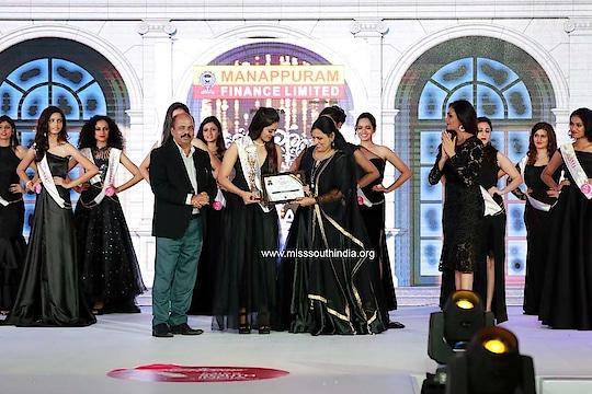 Miss Personality- Deepika Vaddani (Telangana) Miss South India 2019 presented by #ManappuramFinance_Ltd Powered by #DQWatches #SAJEarthResorts #UTWorld #JoscoJewellers #MissSouthIndia #MSI #PegasusEvent #ManappuramFinanceLtd #DQWatches #SAJEarthResorts #UTWorld #DRAjitRaviPegasus #JoscoJeweller #Miss_Personality #Deepika_Vaddani #Telangana
