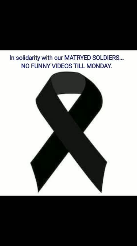 #veerjawan #shaheed #soldiers #antiterrorism #indian #protest