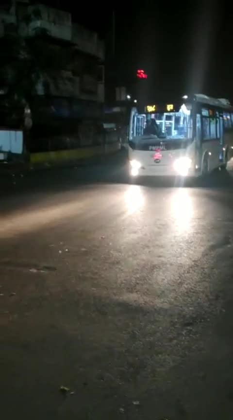 #aarrara khatarnak👌 #pune  #e-bus  #go green #New electric buses