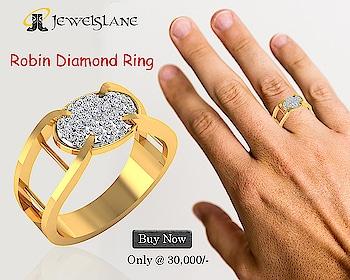 #Robin #Ladies #Diamond #Ring in #Hallmarked #18Kgold. Visit - http://bit.ly/2BEtcq1 #goldrings #caratsforyou #14february #gifts #diamondrings #giftsforyou #ringsformen #gemstones #wedding #handmadejewelry #jewelryaddict #engagementring #women #gemstone #silverring #sale #finejewelry #fitness #instajewelry #onlineshopping #fashion #girls #beauty