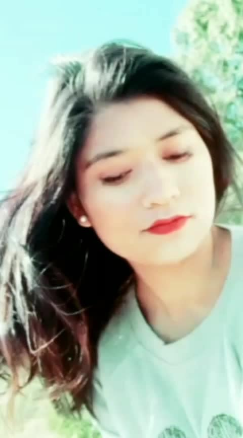 becz this is my fav song❤#roposopunjabi #ropo-beauty #ropo-style #ropo-video #roposo-cute #roposo-heart__touching__song #roposo-talent #video-roposo #roposorisingstar