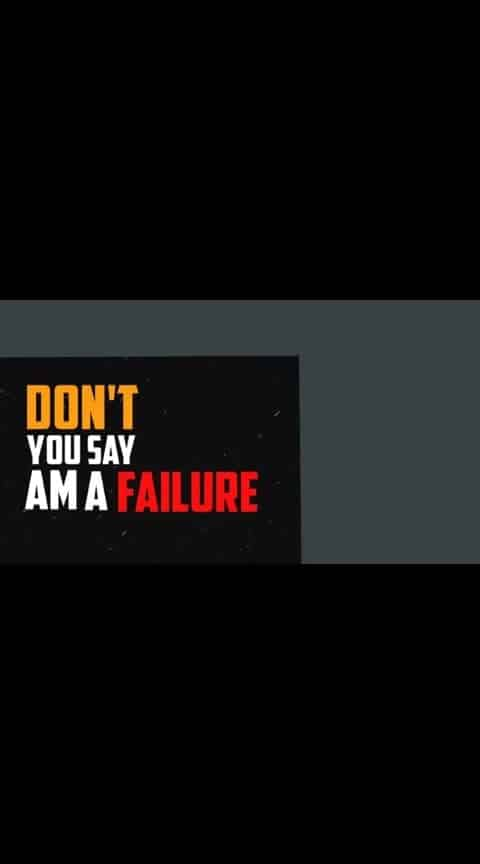 #iam  #not a failure #wait and see #superb  #supersong  #powerstar  #pawan_kalyan