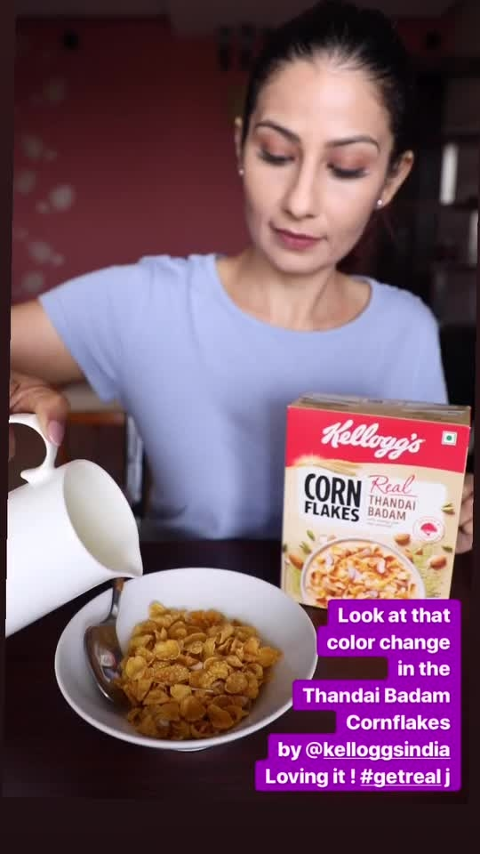 New flavors from Kelloggs India #ChefMeghna #hungrytv