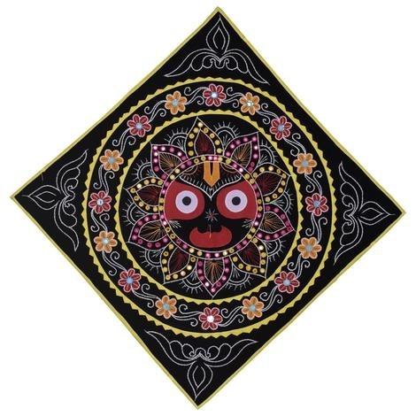 #handmade #Pipilicrafts #chandua #lordjagannath #homedecorating #PipiliApplique #indianhandicrafts #Ajodi