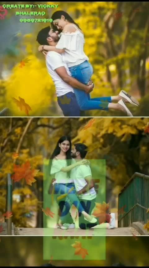 #Romanticstatus#Lovestatus#Hotstatus  Tere Bin Saans Na Le Mere Din Raat | New Full Screen Status Video 2018 | Vicky Bhalerao