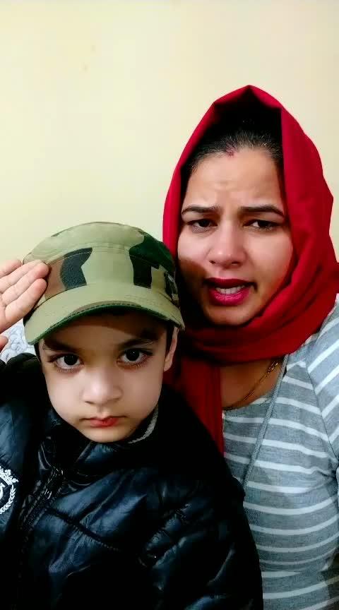 jai hind 🙏 #ropososatrs #jaihind #brave #indianarmy #salute #pulwama #martyrs