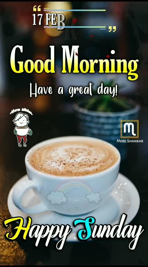HAPOY SUNDAY   #good----morning #happysunday