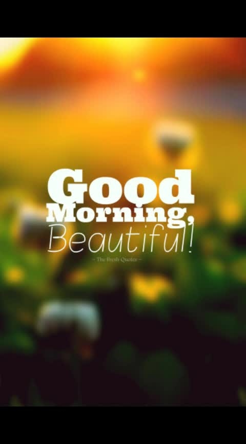 #goodmorning-roposo VB