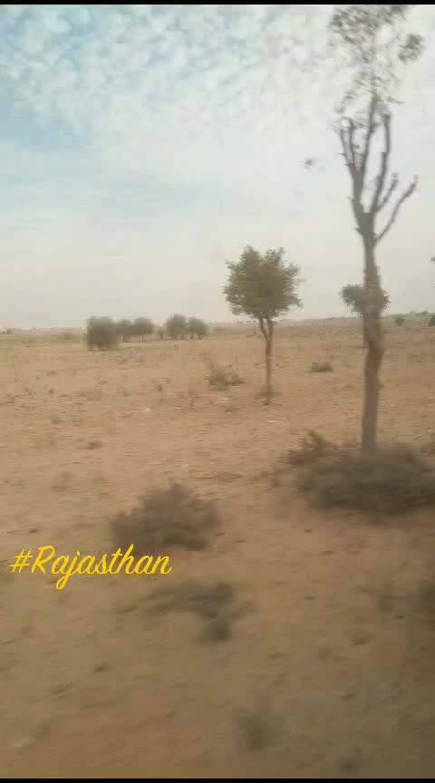 because we don't get blue skies in Gurgaon! 🙃  #TravelDiaries #Rajasthan #Vacayyy #BlueSkies #WarmTemps #Desert #Jaisalmer