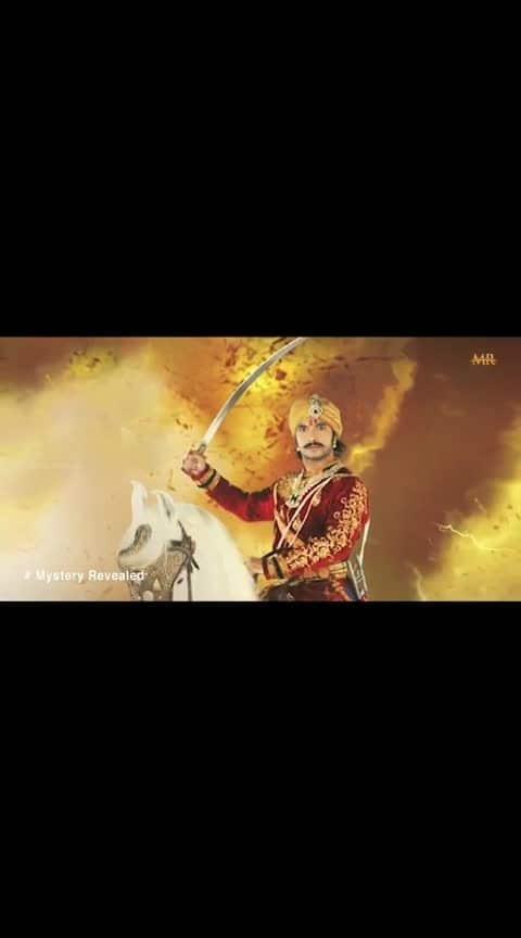 👍👍--महाराणा प्रताप और उनका घोडा चेतक एक मिसाल--👌👌
