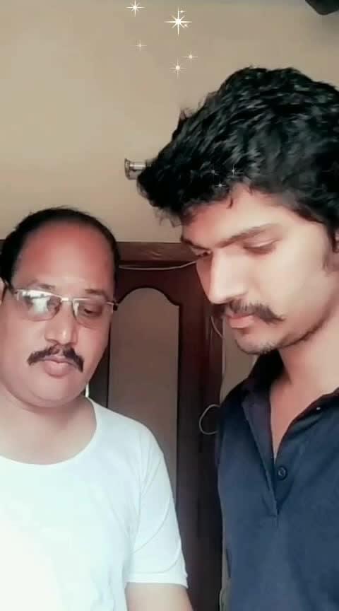 with my dad .... #roposopavansharma #ropo-pavansharma #roposostar #roposostarchannel