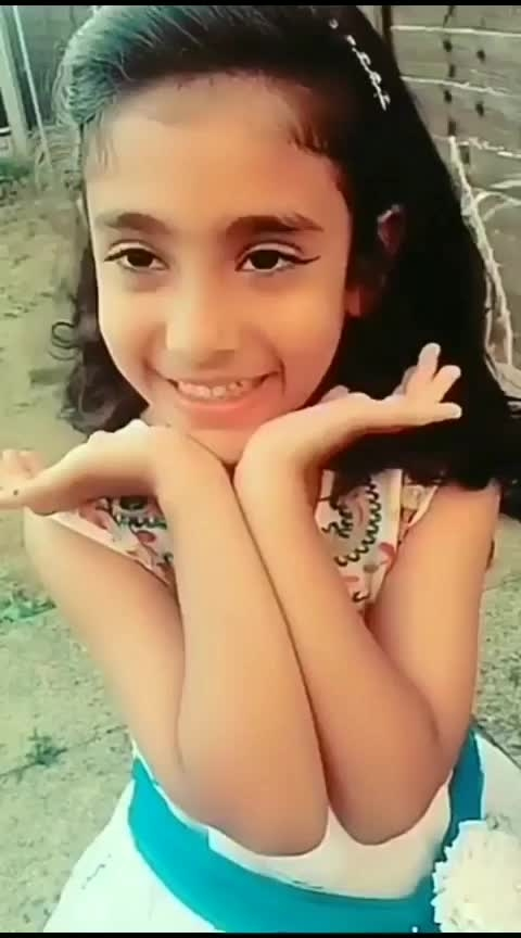 Our little princess  👸❤ #laasya  #pillaraa   #roposolove #risingstaronroposo #risingstar #roposostar #girlslikeyou #littlegirl #mylittleprincess #roposotv #roposobeats #roposocreativity #rx100