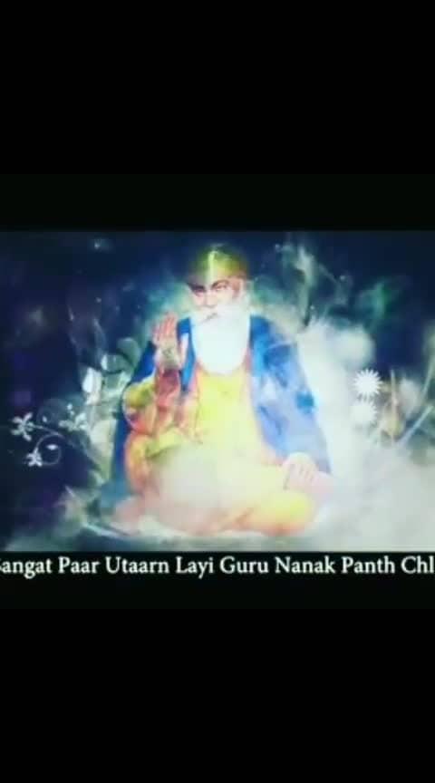 🙏Dhan Sri Guru Nanak Sahib ji MAHARAJ.  🙏 IK Var Waheguru Lekho G 🙏 WAHEGURU....ji..wmk🙏_ #sardari #punjabi  #india-punjab  #dhansrigurugranthsahibji  #simran  #pride  #bani  #waheguru  #sardar  #sikhtemple  #cultures  #khalsazindabaad  #goldentemple  #god  #sikhiworldwide  #instamusic  #gurbaniworld  #religion  #turban  #turbanking  #dastar  #truth  #sikhart  #gurunanakdevji  #harmindersahib  #sikhartist  #sikh  #sikhism