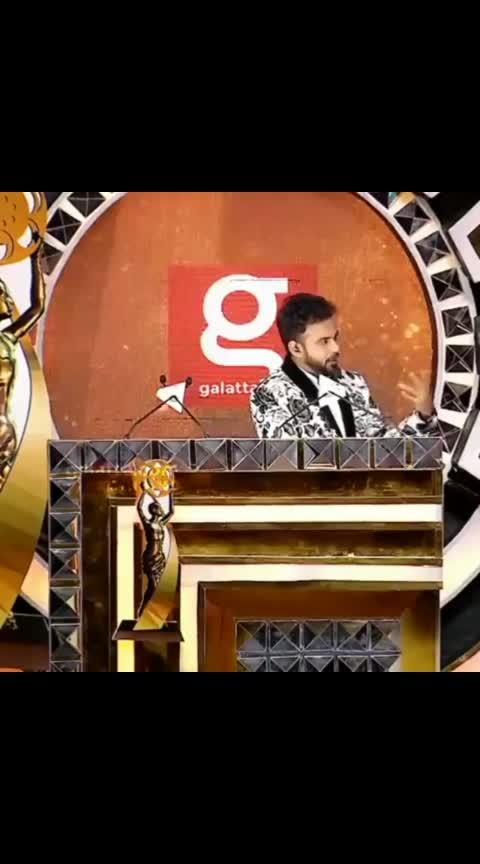 #awards #sivakarthikeyan #vikram #funny_speech