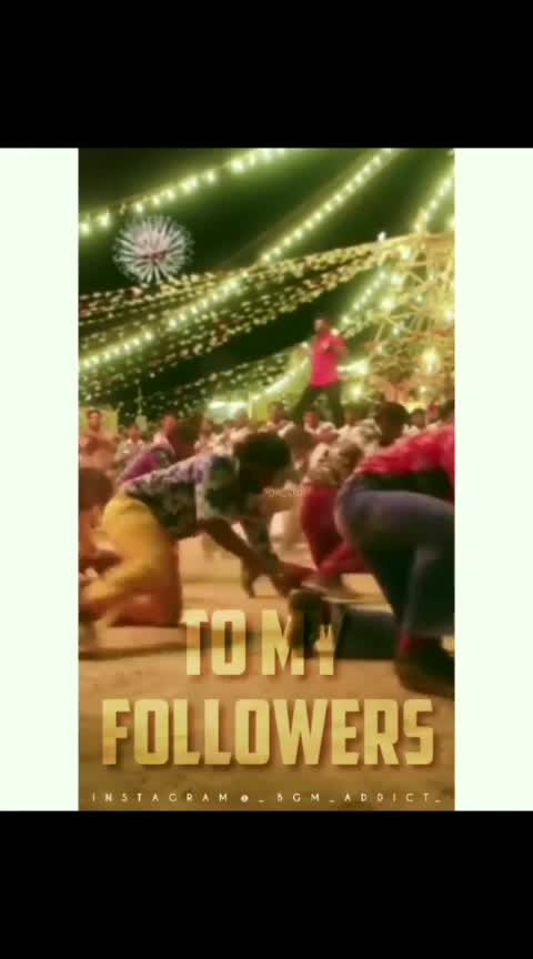 finally #reached1k  thnks for your support frnds  small clip to my #followers