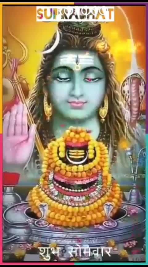#harharmahadev #happymonday #good-morning