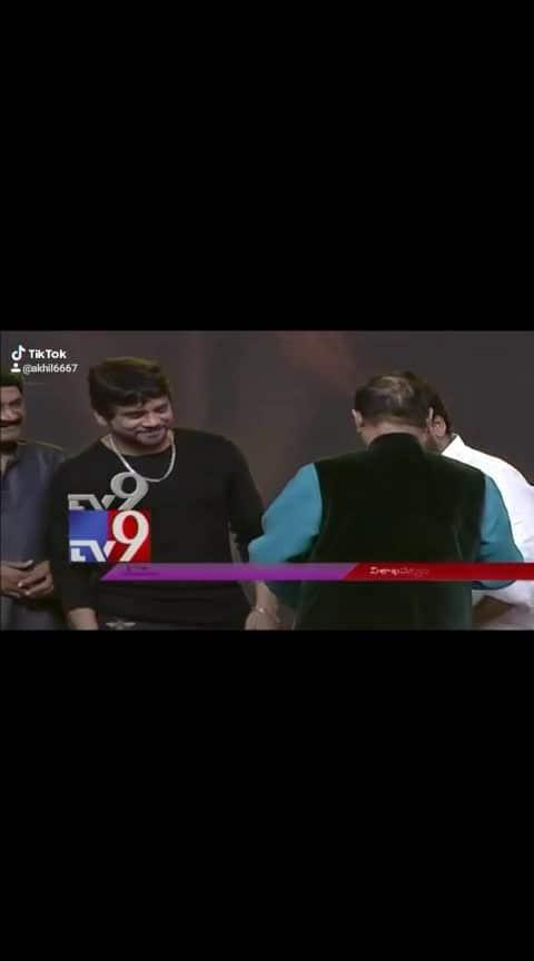 best actor award 2018 #akkineninagarjuna  #megastarchiranjeevi #balayyababu