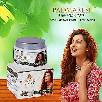 Padmakesh  stop Hair fall  pack stops hair falling from the very first use. 3 Ways to Stop Hair Loss Naturally .......  Know More : http://bioresurge.in/products/hair-care.html #bioresurge #amazon #chemicalfreeskincare #pure #naturalsmile #GirlsProblems #ayurveda #organic #life #fashion #girls #lifestyle #love #smile #beauty #healthy #NaturalHairCare #Mumbai #Delhi #Chennai #Kolkata #UttarPradesh #haircare #hairtreatment #hairoil