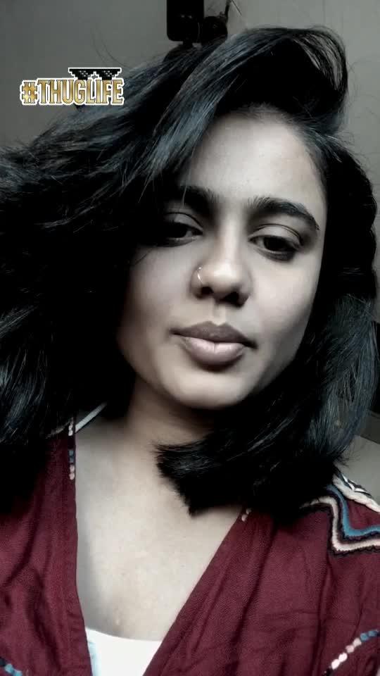 Me teri girlfriend 😝😍 #thuglife