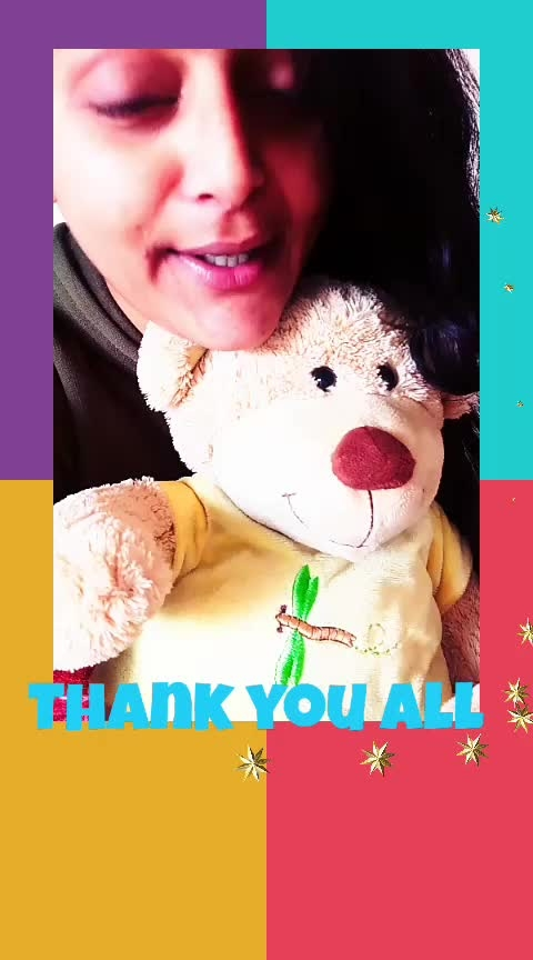 THank you all ❤❤❤❤❤❤❤❤❤❤ #featurethisvideo #followers #verifiedprofile #followmeonroposo #likesharecomment #ropos-love #thankyoufollowers #4my-followers-havefun #requestyoursong #singingdiaries #thanksgivings #keepfollowingformore